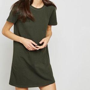 Forever 21 | Green Shirt Dress size S